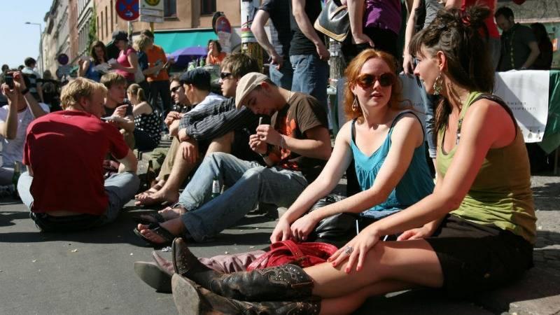 Почему живущие в Германии иностранцы не хотят учить немецкий?
