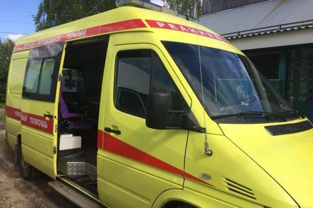 Причиной ДТП с автобусами в Подмосковье стало боковое столкновение