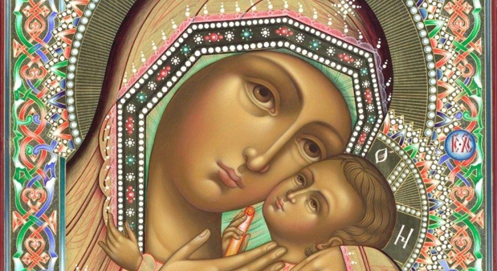 """22 октября православные почитают образ Пресвятой Богородицы """"Корсунской"""""""