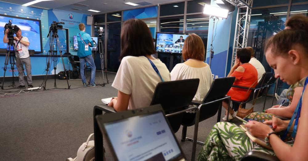 Россияне оценили влияние журналистов на жизнь страны