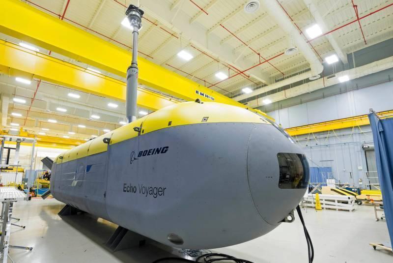 США: С помощью наших подводных дронов НАТО справится с субмаринами ВМФ РФ