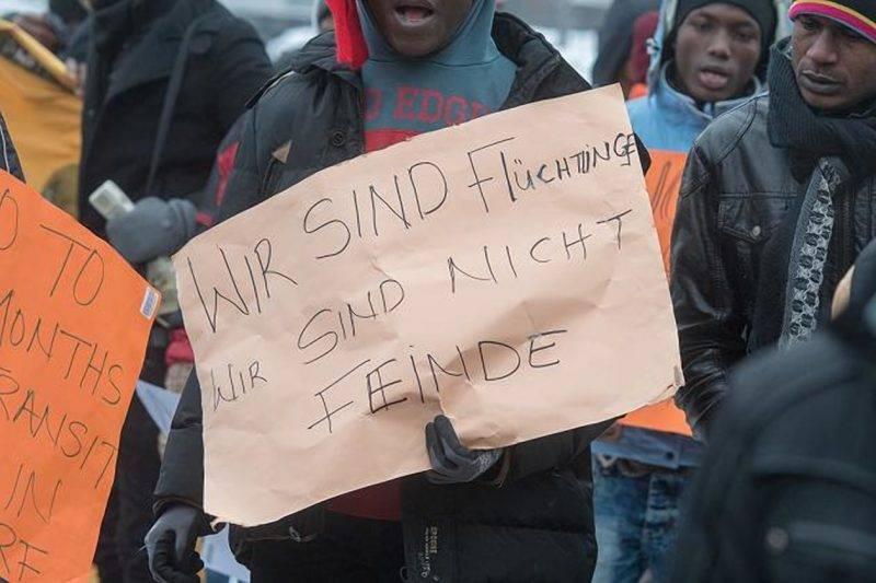 Беженцы приезжают в Германию за бесплатным медицинским обслуживанием