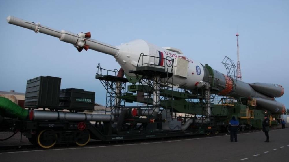 Названа дата первого пуска ракеты «Союз-ФГ» после аварии на Байконуре