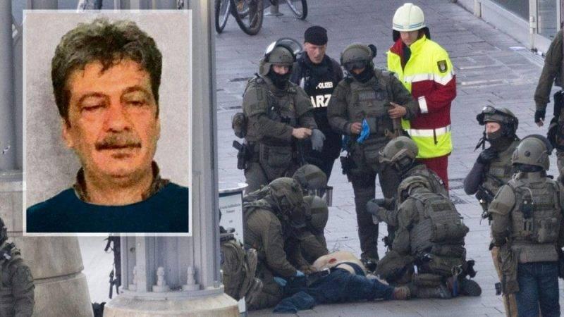 Кем является преступник, взявший заложников в Кельне?