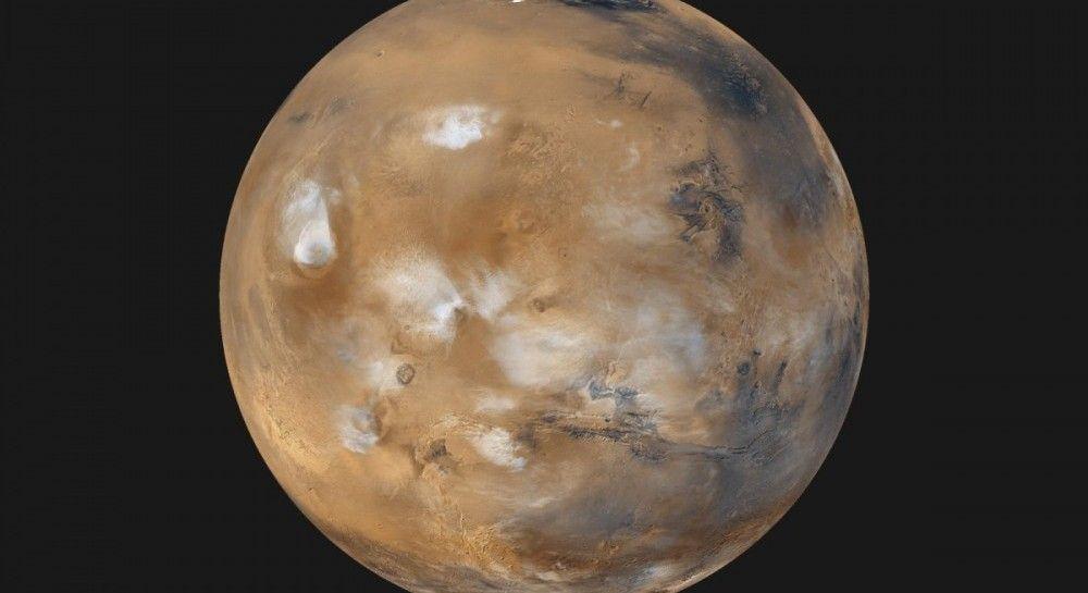 В марсианской воде может быть достаточно кислорода для бактерий - ученые