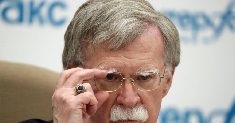 Болтон: Япония может поддержать позицию США по Договору о РСМД