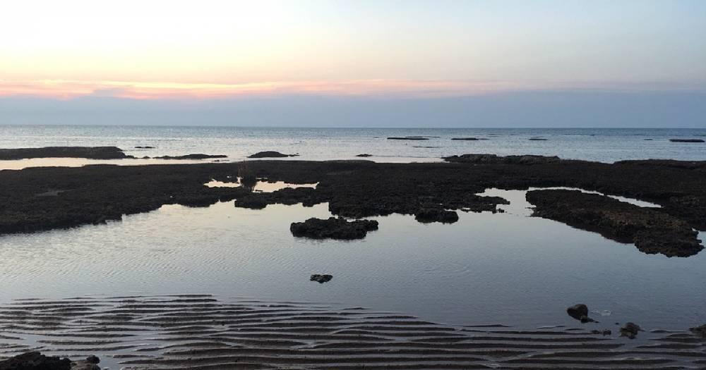 У берегов Тайваня зафиксировано землетрясение магнитудой 6