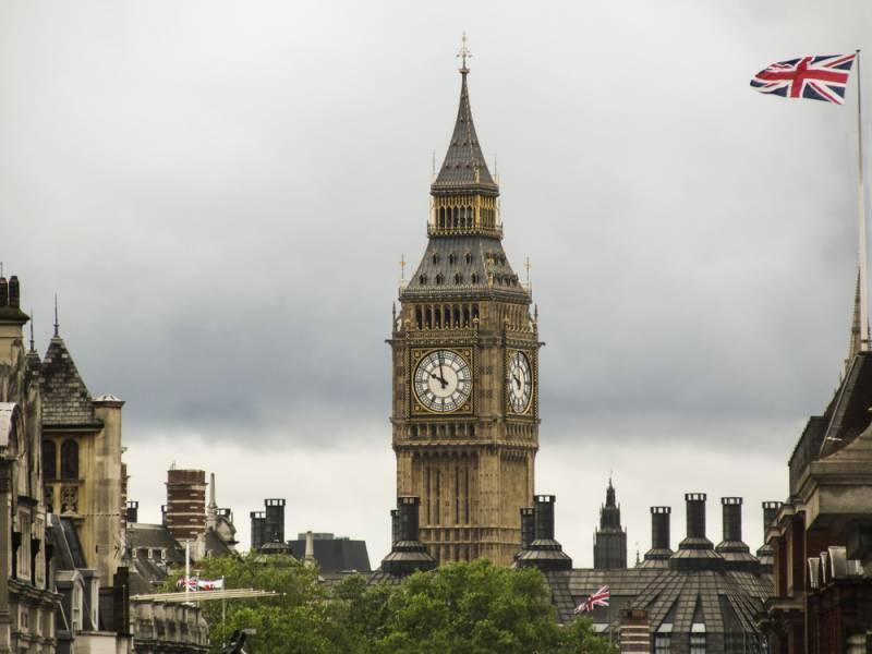 Британское правительство: не видим доказательств «вмешательства России»