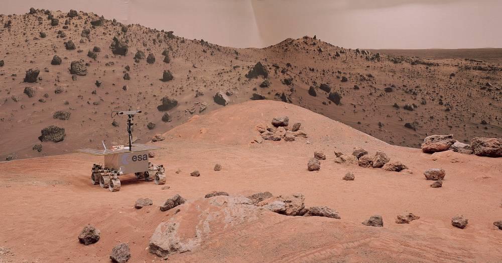 Учёные: Вода на Марсе идеальна для существования жизни