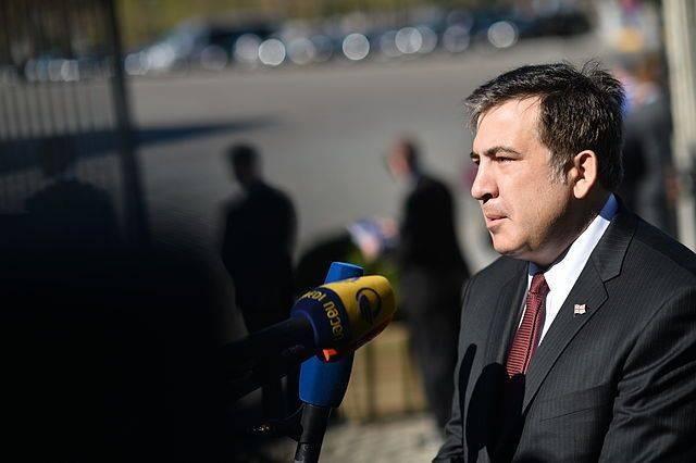 Чем занимается Саакашвили после выдворения с Украины?
