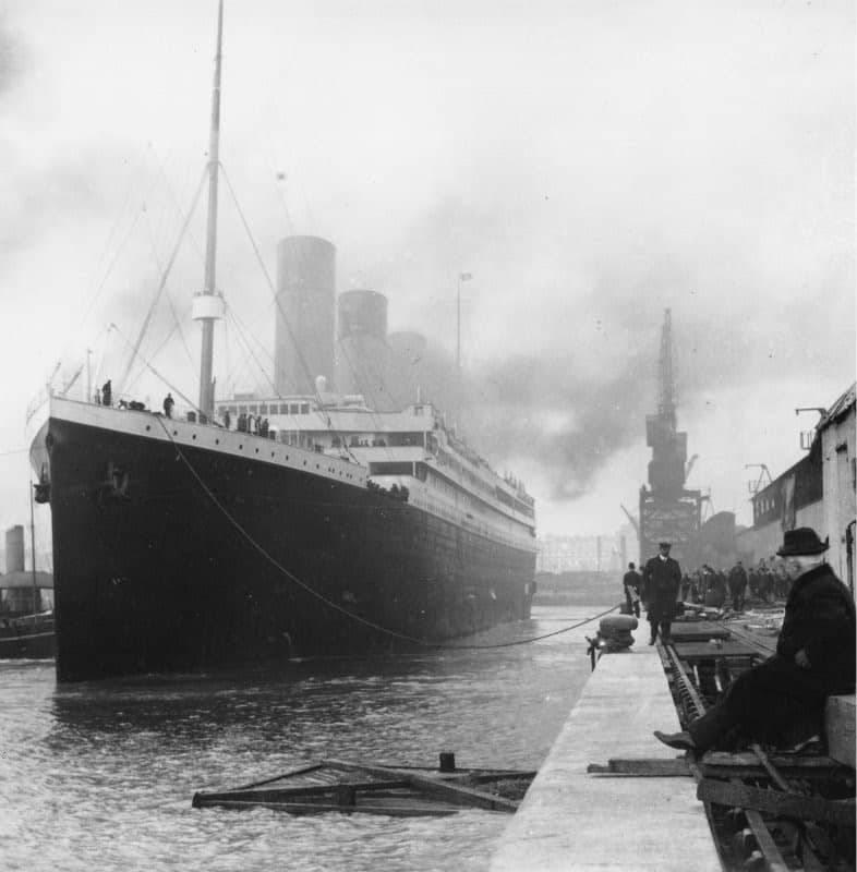 В 2022 году «Титаник-2» отправится в рейс, который должен был совершить первый корабль