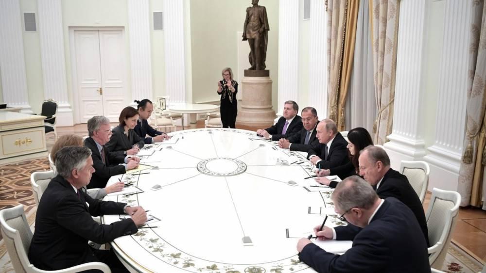 Болтон рассказал Путину о расследовании убийства саудовского журналиста