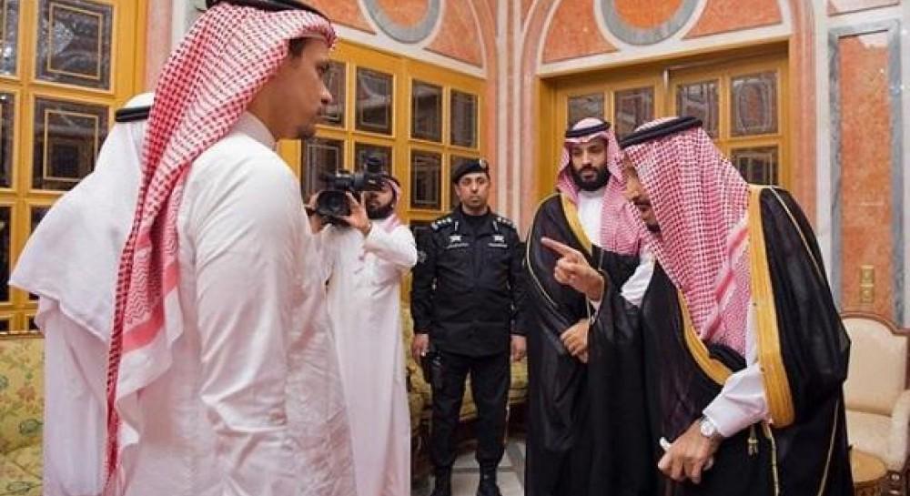 Король и наследный принц Саудовской Аравии встретились с семьей убитого журналиста Хашогги