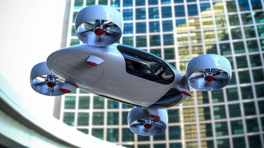 Прототип беспилотного аэротакси создали в России