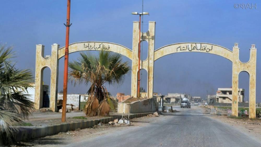 Сирия: власти САР пообещали вернуть Идлиб под свой контроль