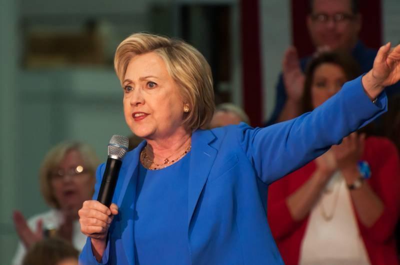 Клинтон: «вмешательство» РФ в выборы сравнимо с терактом 11 сентября