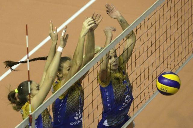 Российские волейболистки обыграли команду Южной Кореи в матче этапа ЧМ