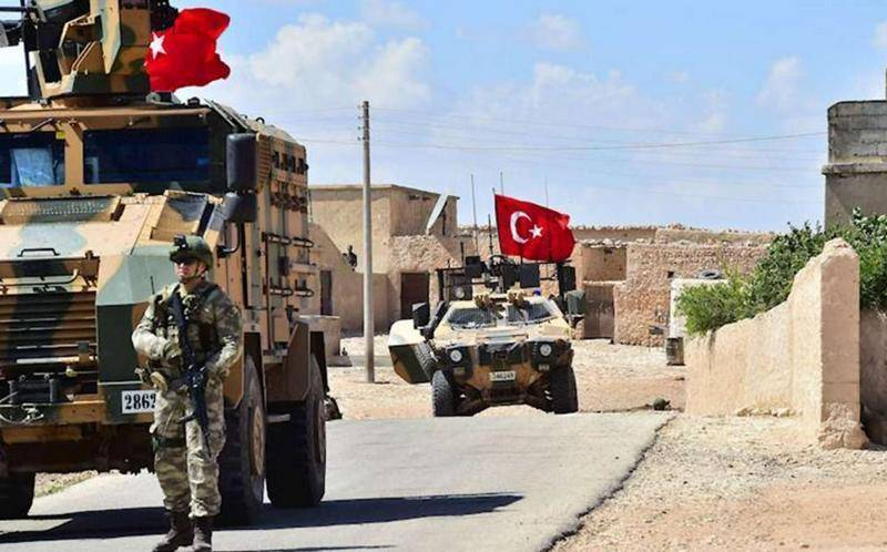Эрдоган начинает новую операцию в Сирии, теперь против курдов