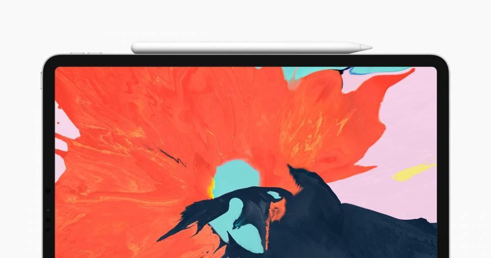 """Представлены iPad Pro без кнопки """"Домой"""" и обновлённый Apple Pencil"""