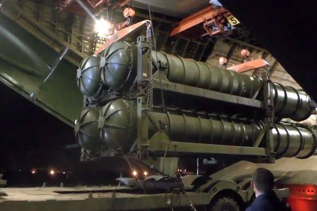 Минобороны США считает «безответственной» передачу Сирии С-300
