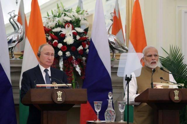 Москва поддерживает вхождение Индии в состав постоянных членов СБ ООН