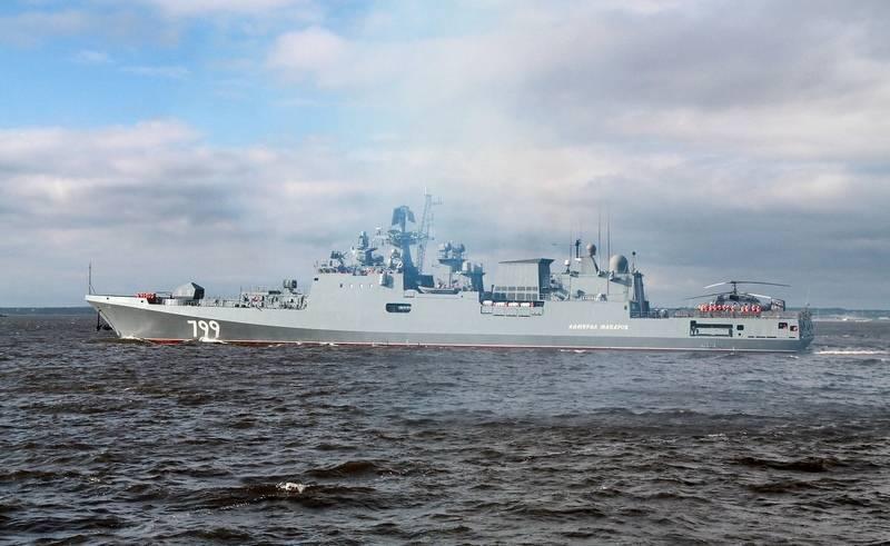 Вместо фрегатов проекта 11356 на ЧФ придут малые ракетные корабли