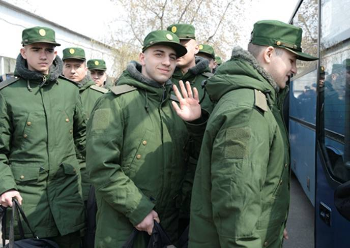 В Минобороны РФ назвали количество уклонистов