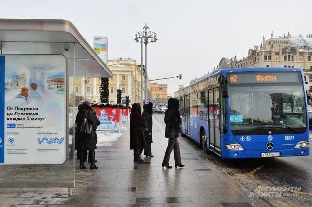 Когда вавтобусах появится система распознавания лиц?