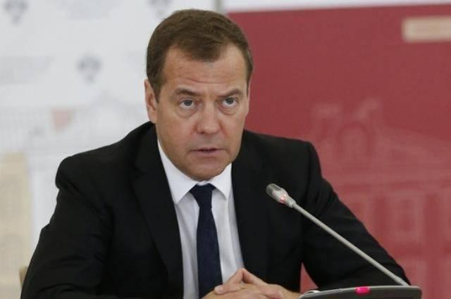 Медведев рассказал о главных задачах правительства
