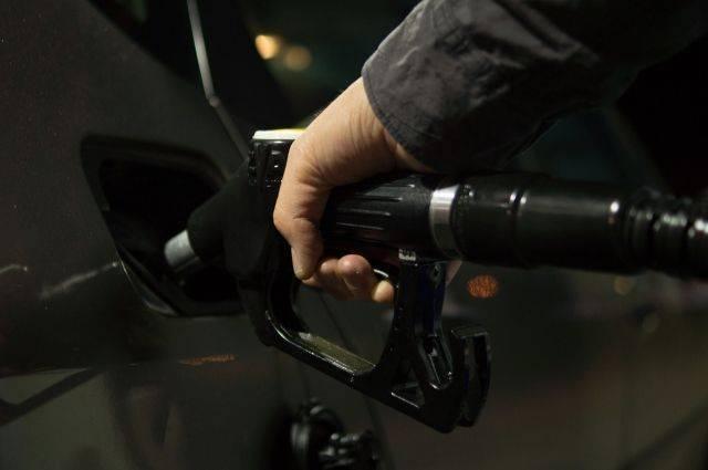 Правительство зафиксировало цены на топливо на уровне июня