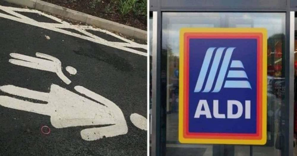 Расстроенный покупатель обвинил автостоянку Aldi в Кенте в сексизме