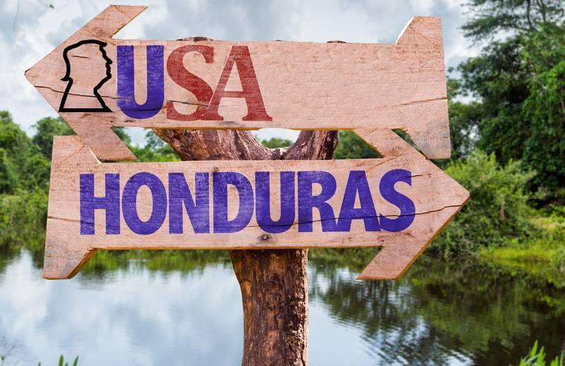 Калымить в Гондурасе. Будет ли армия США стрелять по пешеходам?