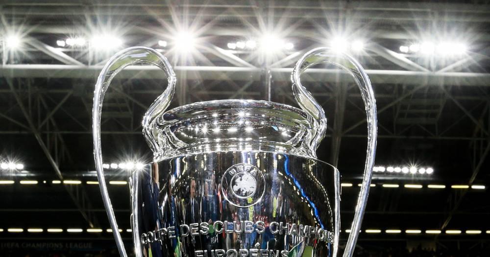Финал Лиги чемпионов 2021 года может пройти в Санкт-Петербурге