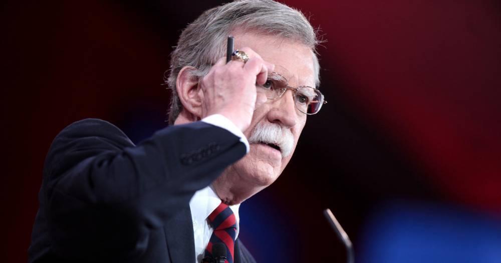 Болтон: США не планируют военную операцию в отношении Ирана
