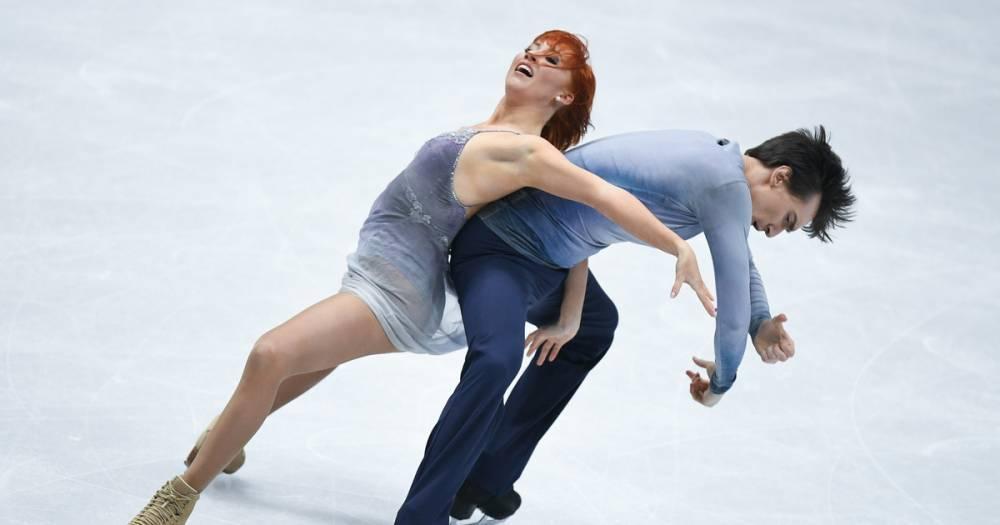 Загорски и Гурейро лидируют после ритм-танца на этапе Гран-при в Японии: фото и иллюстрации