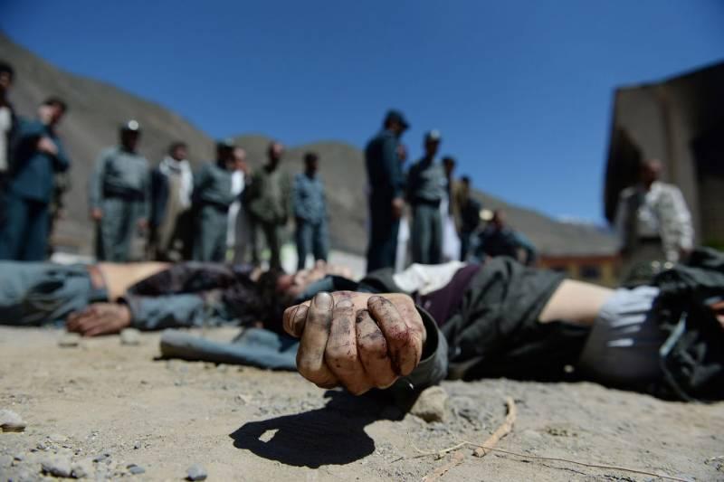 Страшные итоги присутствия США и НАТО в Афганистане