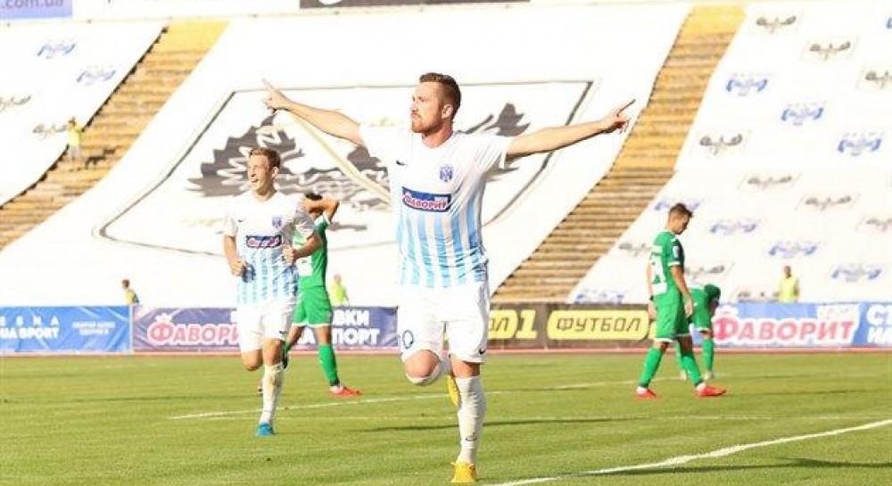 Десна обыграла Черноморец в матче Премьер-лиги