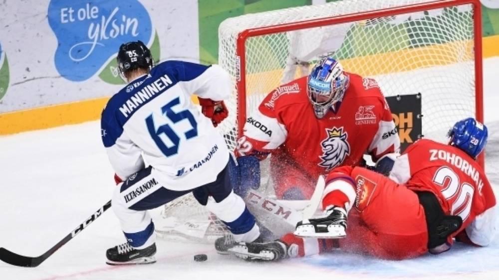 Сборная России по хоккею досрочно завоевала Кубок Карьяла