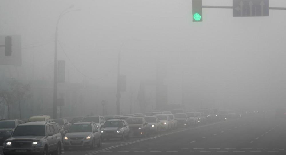 """В аэропорту """"Киев"""" из-за тумана отменили несколько рейсов"""