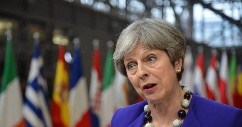 СМИ: ЕС отклонил ключевое предложение Терезы Мэй по Brexit