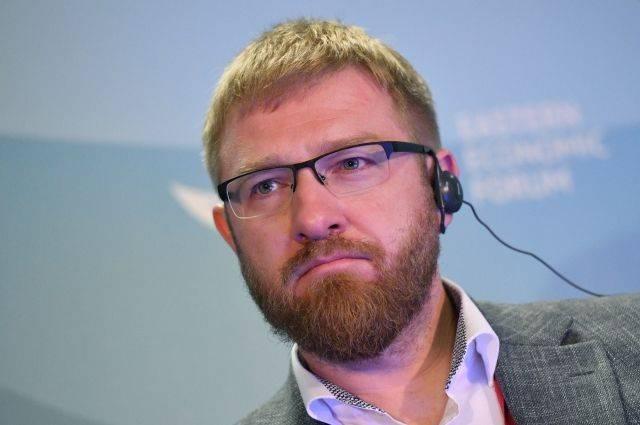 Посольство РФ проверяет информацию о задержании журналиста Малькевича в США
