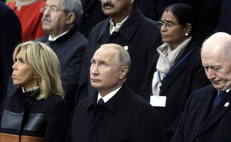 Разговор Путина и Нетаньяху в Париже всё-таки состоялся