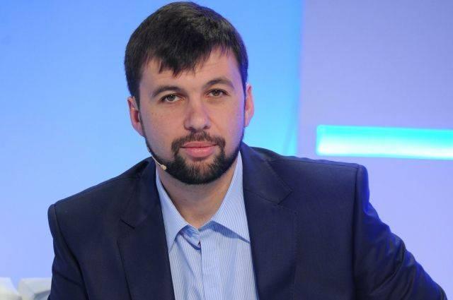 Пушилин лидирует на выборах главы самопровозглашенной ДНР