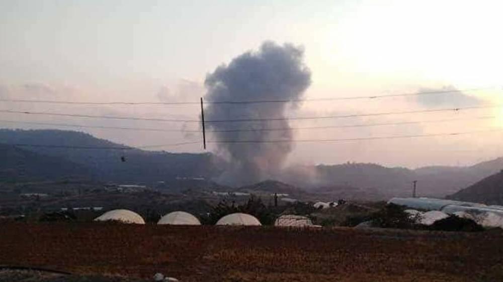 Сирия: армия САР ответила огнем на удар террористов на севере Хамы