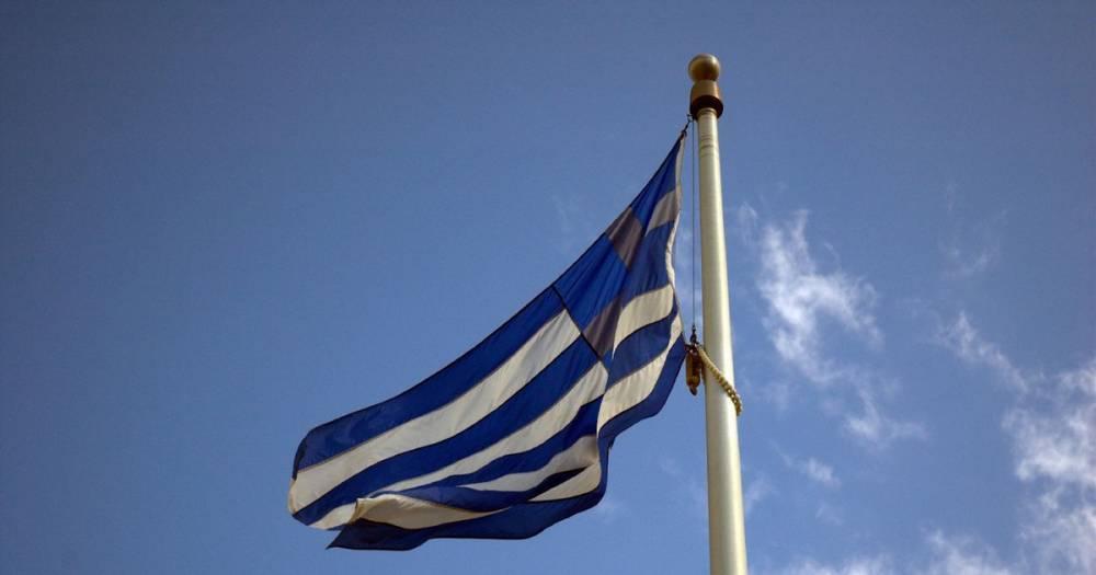 У берегов Греции зафиксировано землетрясение магнитудой 4,8 балла