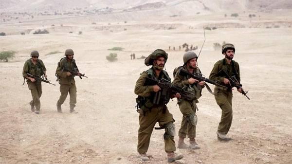 Израильский спецназ вошёл в Газу и понёс потери