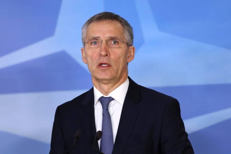 Столтенберг обсудил с Путиным Договор о РСМД