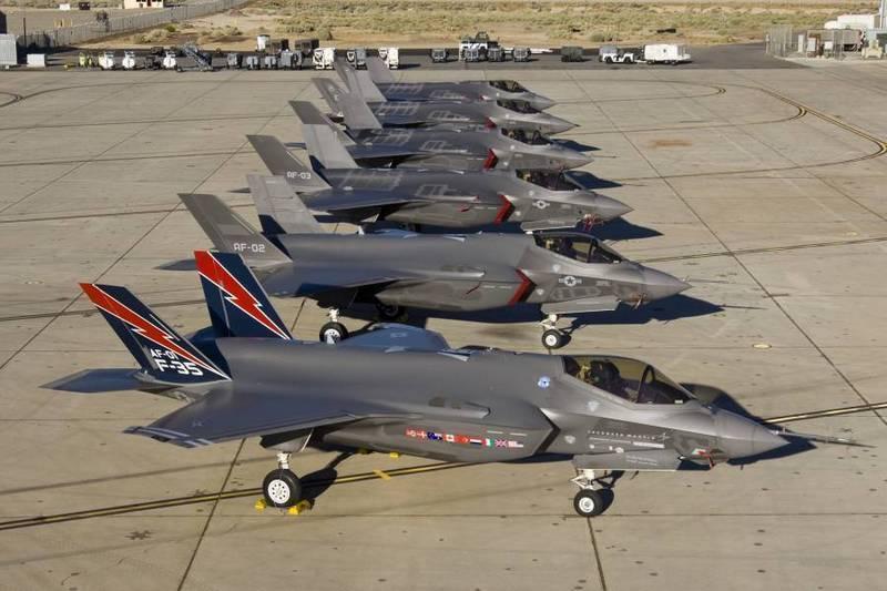 Италия не откажется от закупки F-35, но сэкономить попытается