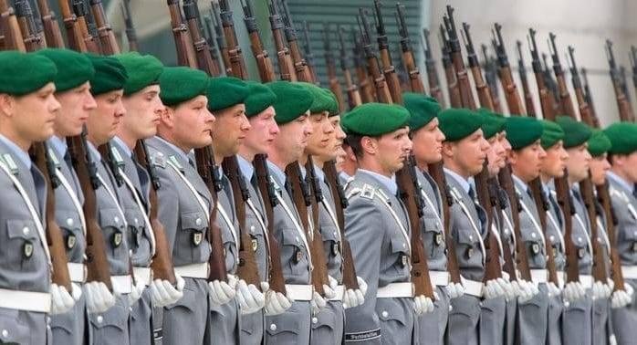 Германия планирует выделить дополнительные средства на армию