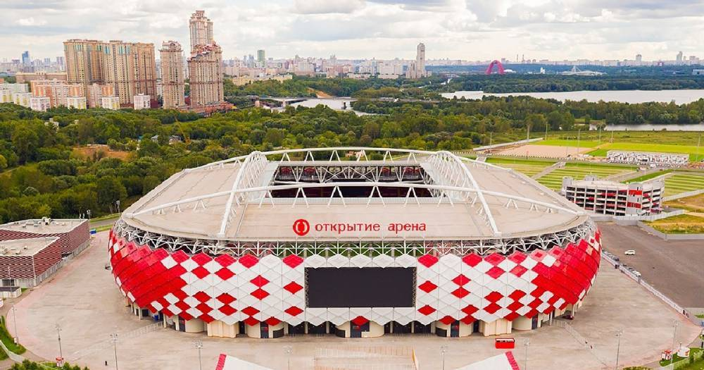 """""""Спартак"""" представил Кононова с помощью стадионов. Так же прощались с Каррерой"""